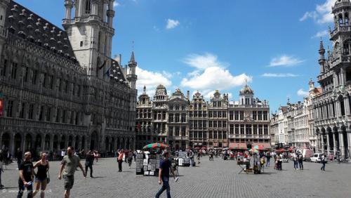 Grande Place Brüssel